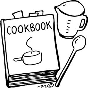 Kochbuch clipart