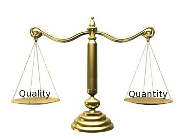 Balance quality and quantity clipart banner free Qualitative Marketing Research vs. Quantitative Marketing Research ... banner free