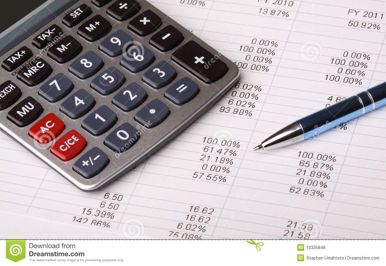 Balance sheet clipart. Business royalty free stock