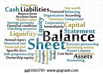 Balance sheet clipart. Clipartfest