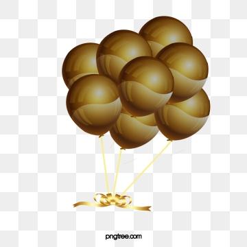 Balão Dourado Png, Vetores, PSD e Clipart Para Download Gratuito ... svg freeuse stock