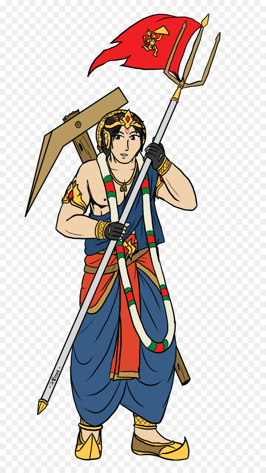 Balaram clipart png transparent download Cartoon Cartoon clipart - Krishna, Clothing, Cartoon, transparent ... png transparent download