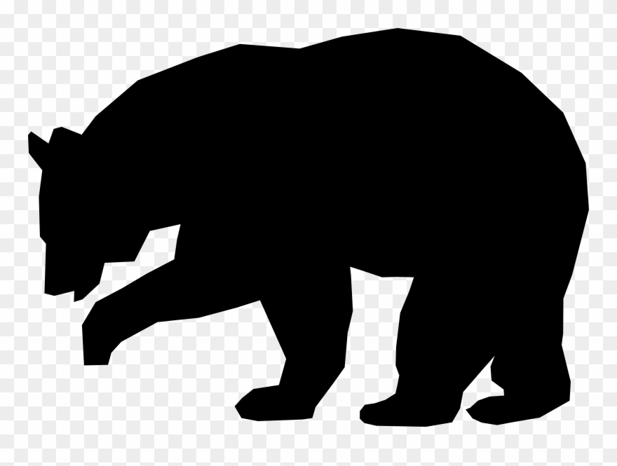 Balck bear drawing clipart graphic library American Black Bear Polar Bear Grizzly Bear Drawing - Black Bear ... graphic library
