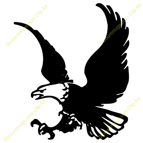 Bald eagle clipart logo png jpg black and white Eagle Clipart - Clipart Kid jpg black and white
