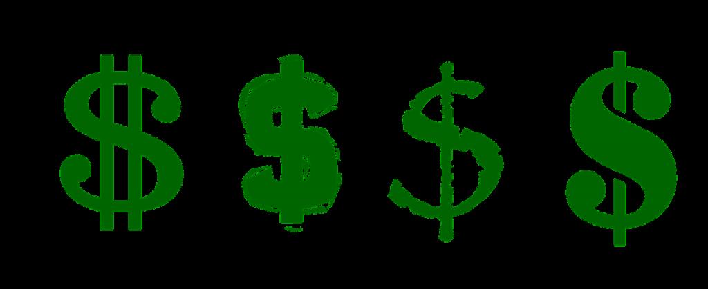 Bald man money raining cash dollars clipart graphic free stock Does Bosley Work? graphic free stock