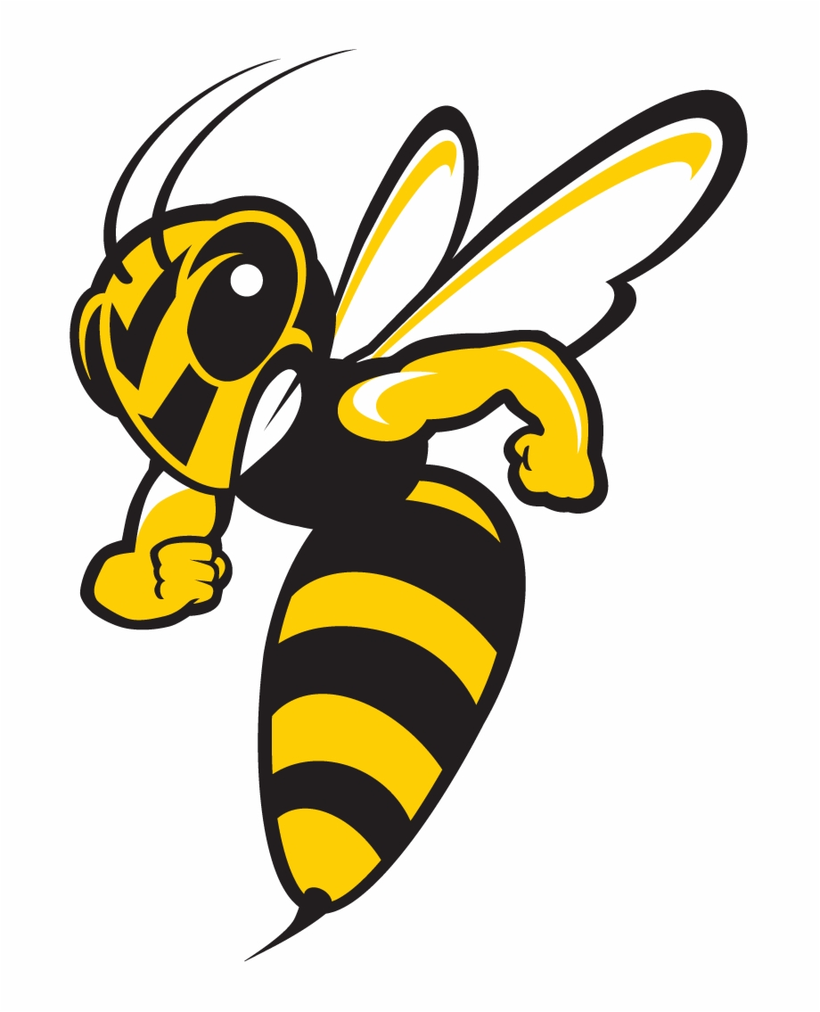 Baldwin clipart clip art black and white Head Vector Hornet - Baldwin Wallace Athletics Logo Free PNG Images ... clip art black and white