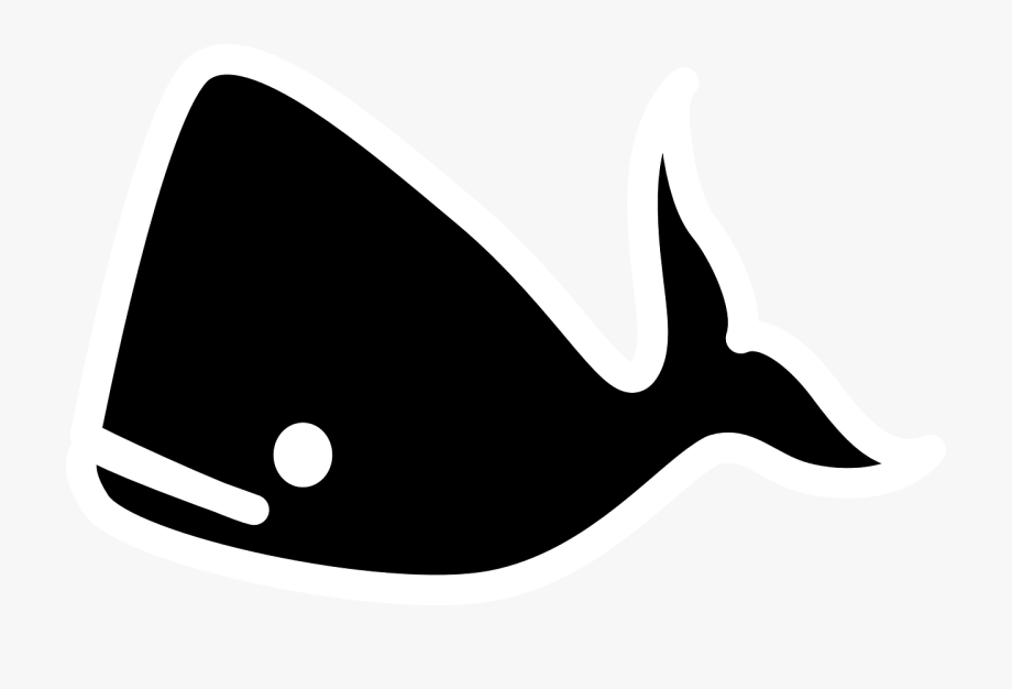 Whale clipart black freeuse stock Balina Balık Hayvan Ocean Siyah Siluet Sea Life - Whale Clipart ... freeuse stock