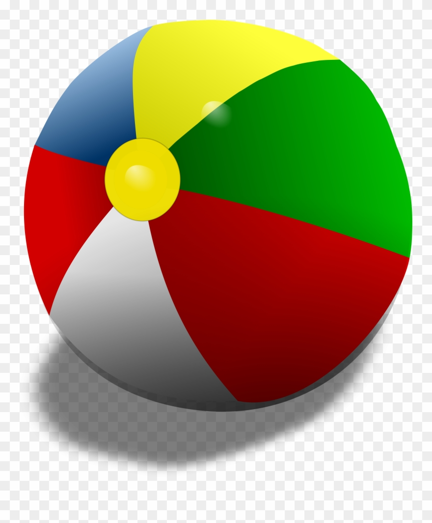 Ball clipart free banner free library Clipart Beach Ball Remix Within Beach Ball Clipart - Free Clipart ... banner free library