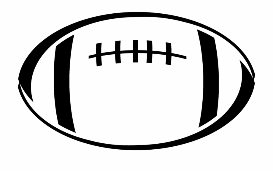 Clipart rugby ball picture royalty free Rugby Ball American Football Drawing - Football Clipart Free PNG ... picture royalty free
