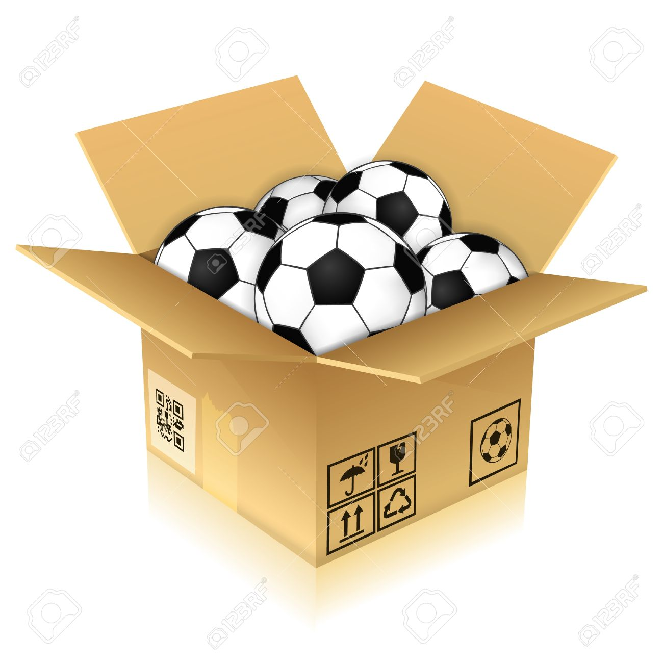Ball in the box clipart 3 » Clipart Station clipart free download