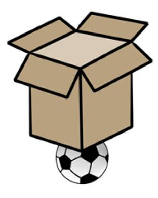 Ball in the box clipart 2 » Clipart Station banner free