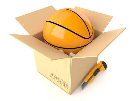 Ball in a box clipart » Clipart Portal jpg transparent library