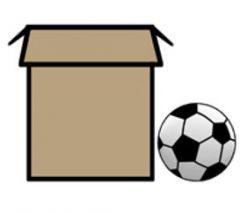 Ball in the box clipart 6 » Clipart Station graphic library stock