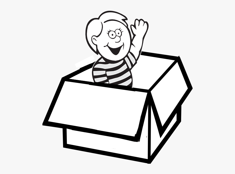 Ball In The Box Clipart Black And White - Under Age Drinking ... png transparent
