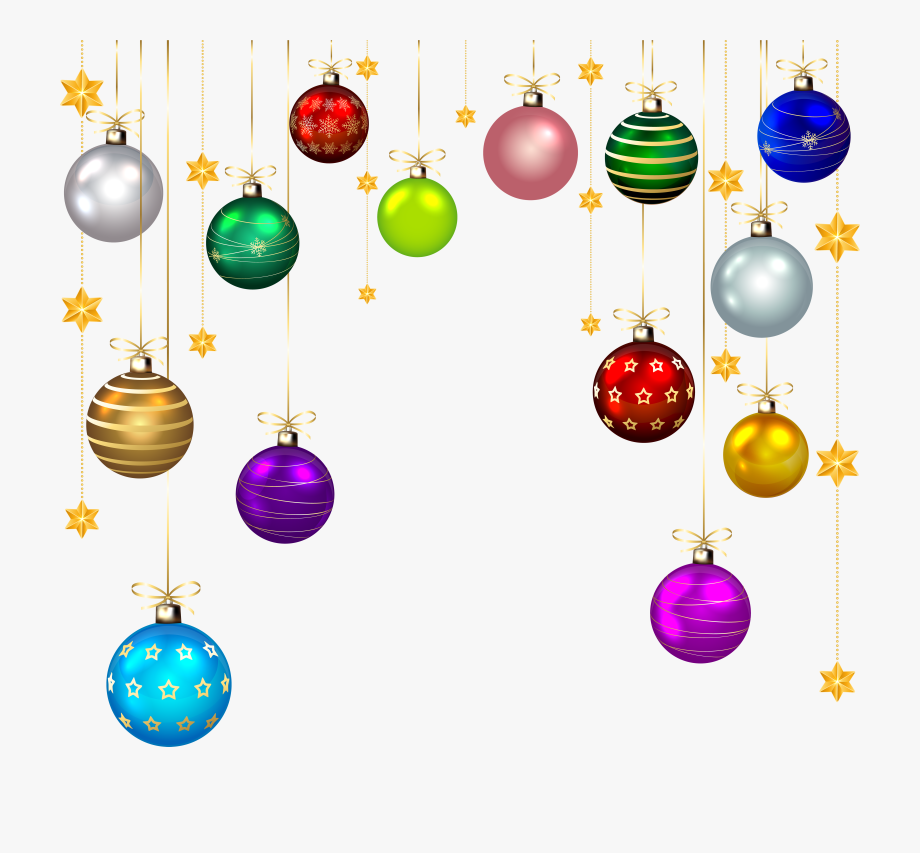 Ball ornament picture frame clipart clip art freeuse Balls Christmas Ornaments Clip Art Transparent , Png - Hanging ... clip art freeuse