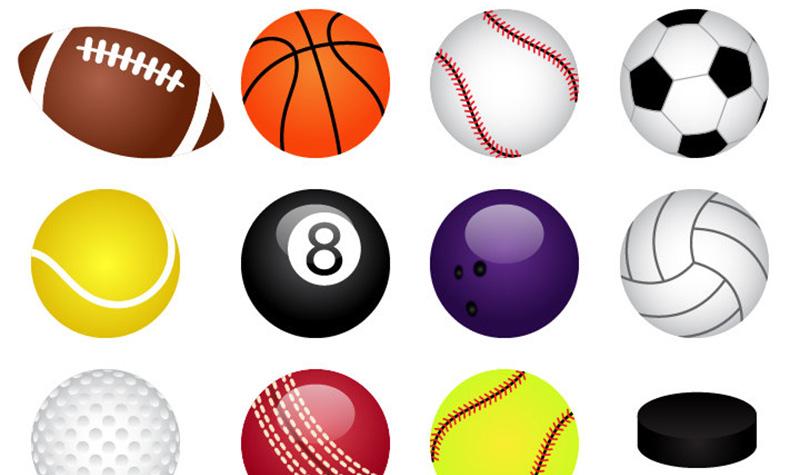 Ball sport clipart library Sport Balls Clipart | Free download best Sport Balls Clipart on ... library