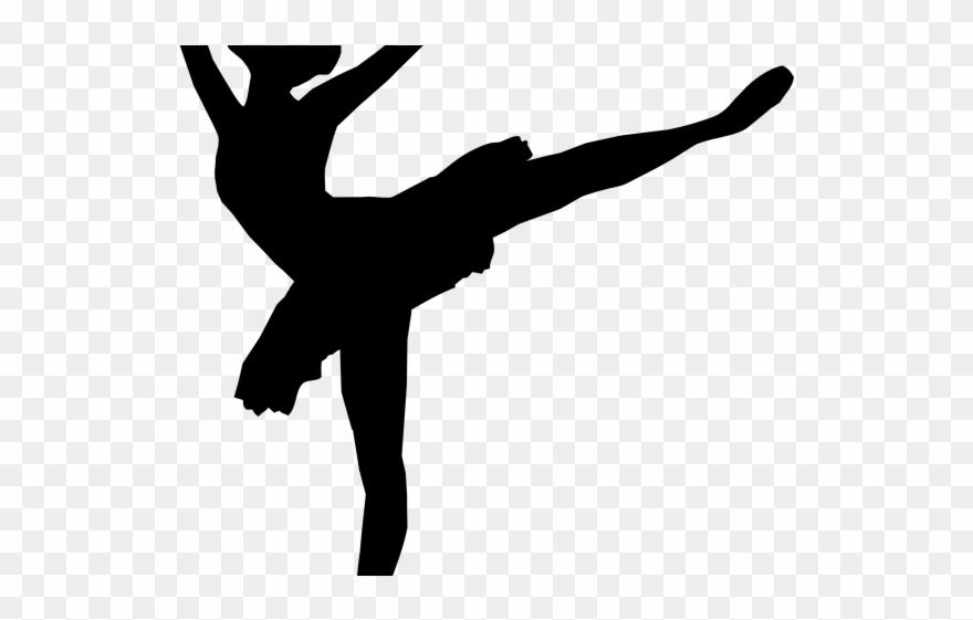 Ballerina clipart black and white jpg free download Dancer Clipart Silhouette - Ballerina Clip Art Black And White - Png ... jpg free download