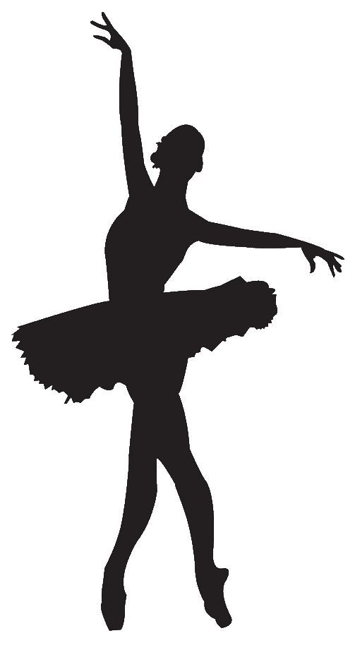 Ballet clipart free jpeg graphic freeuse library Ballet Dancer Clipart Silhouette | Clipart Panda - Free Clipart ... graphic freeuse library