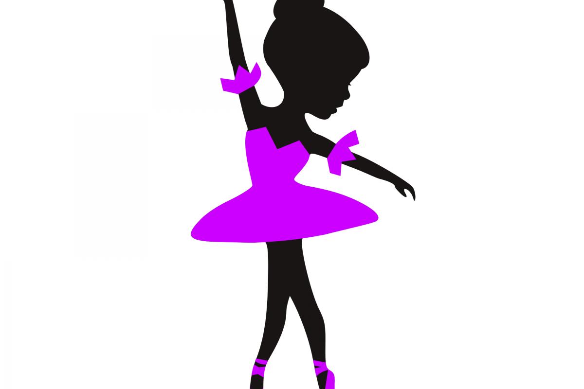 Ballerina clipart svg banner royalty free download Ballerina svg banner royalty free download
