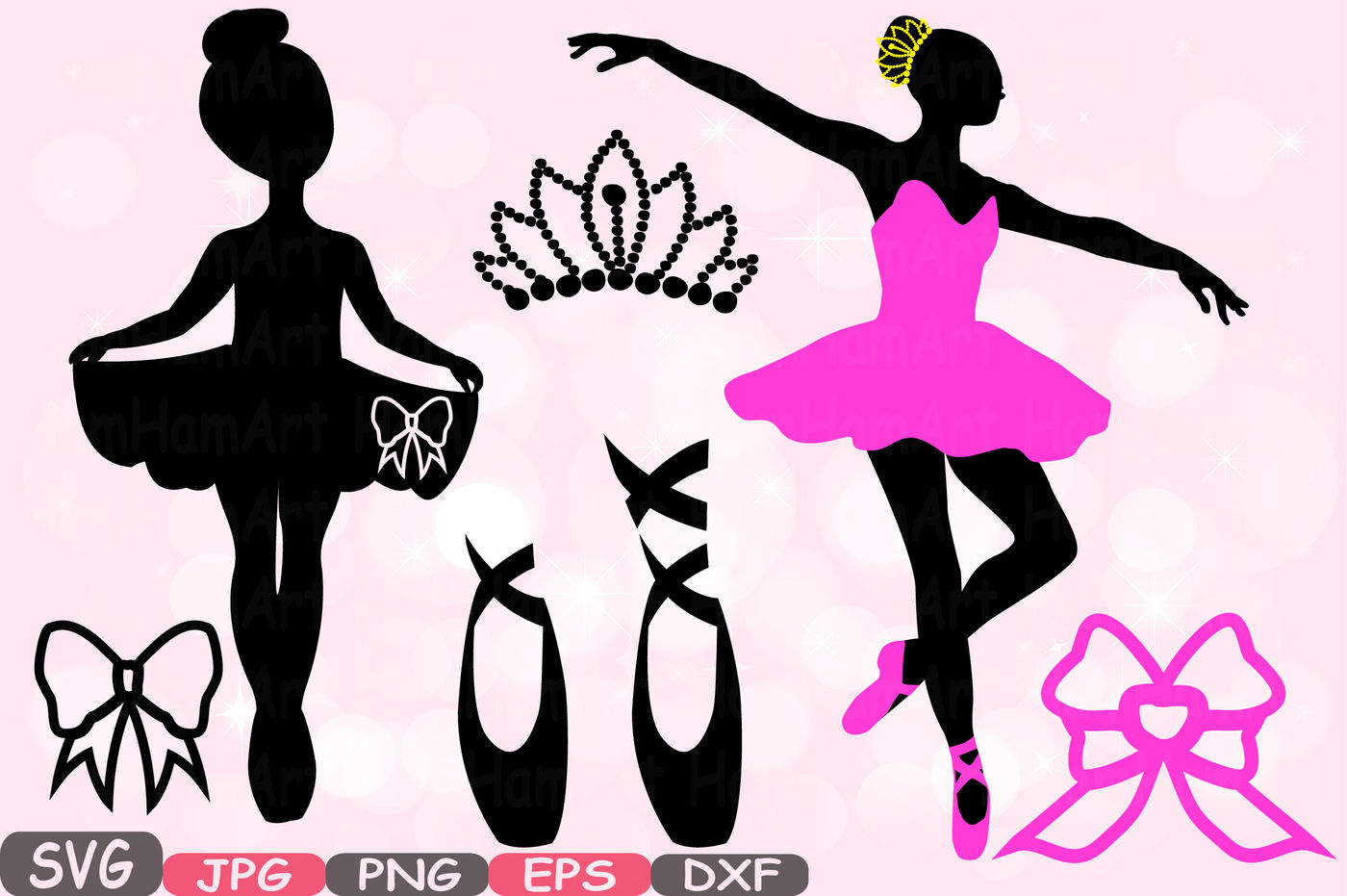 Ballerina clipart svg clipart download Ballet Ballerina SVG Silhouette Cutting Files sign icons dance ... clipart download