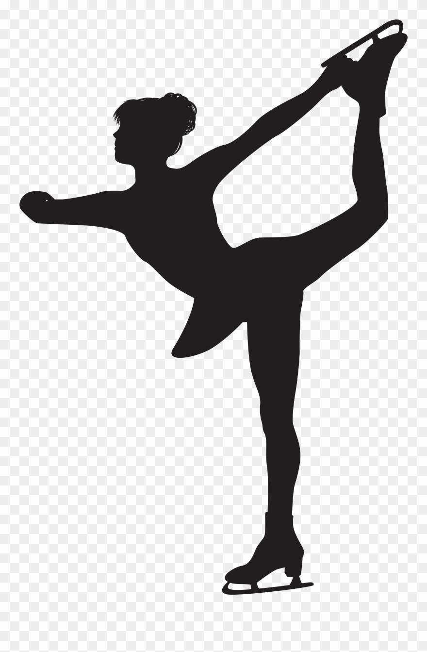 Ballerina with ice skates clipart svg transparent download Dancer,Ballet dancer,Footwear,Dance,Illustration,Clip art,Performing ... svg transparent download