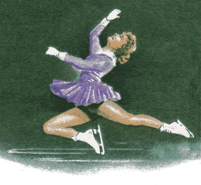 Ballerina with ice skates clipart png freeuse download Performing Arts,Art,Recreation Vector Clipart - Free to modify ... png freeuse download