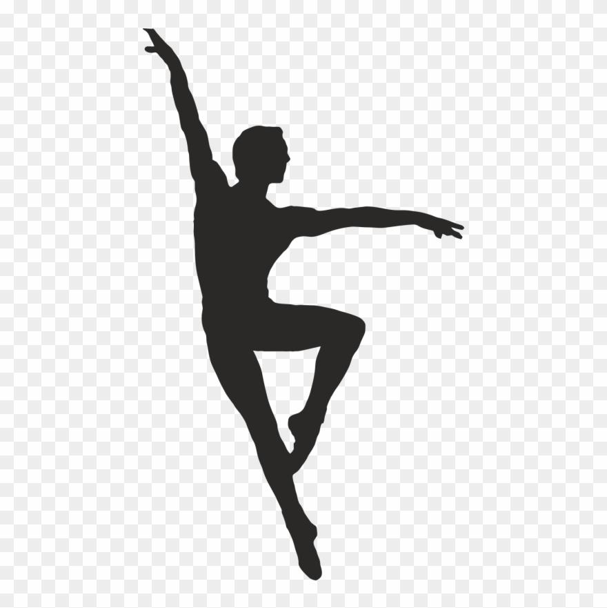 Ballet boy clipart png free download Ballet Clipart Images - Male Ballet Dancer Silhouette - Png Download ... png free download