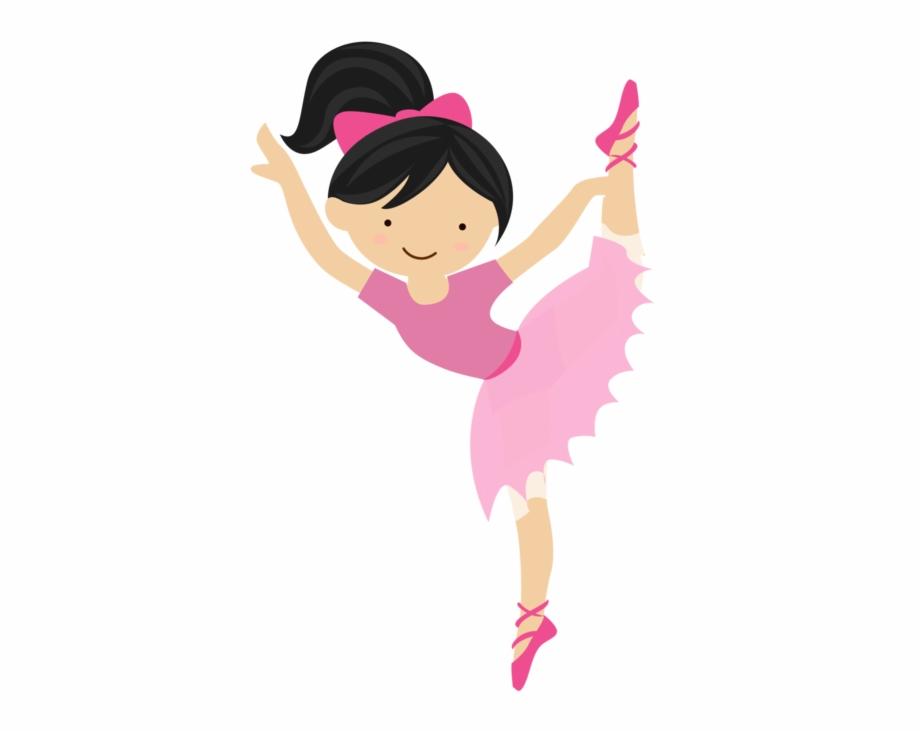 Little png minus transparent. Free clipart ballet dancer