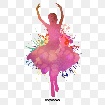 Free clipart of a outlining of crowd dancing. Images png format clip