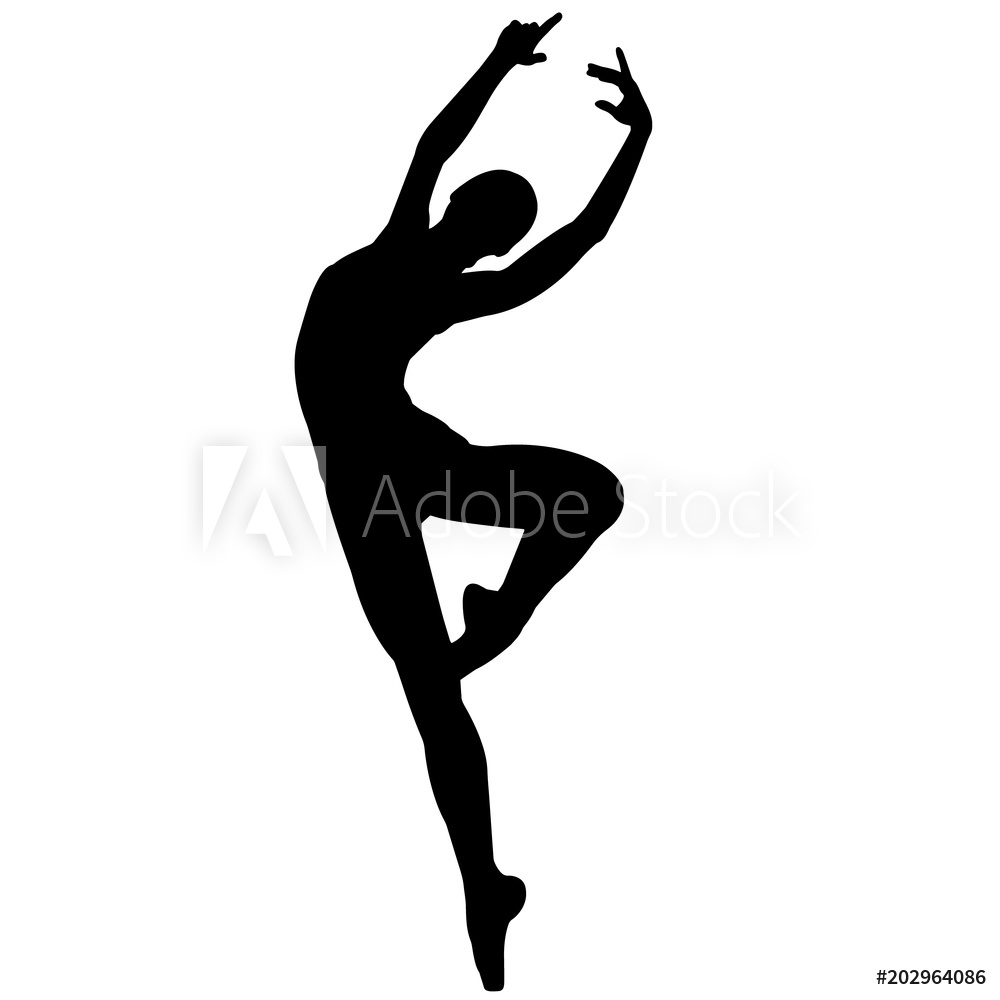 200 New Ballet Dancer Silhouette This Month | Geese.cc image library download