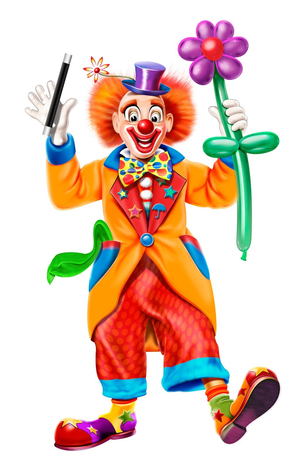 Balloon animal clown clipart royalty free Ice Cream Social Today! Clown, Face Painting, Balloon animals ... royalty free