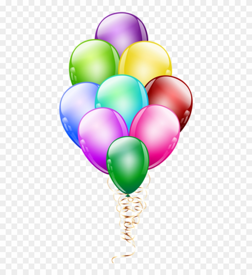 Balloon bouquets clipart clip art library stock Balloon Bunch Png - Balloon Bouquet Clipart Transparent Png ... clip art library stock
