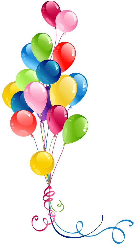 Birthday balloons clipart images vector library stock Balloon bouquets clipart clipart images gallery for free download ... vector library stock