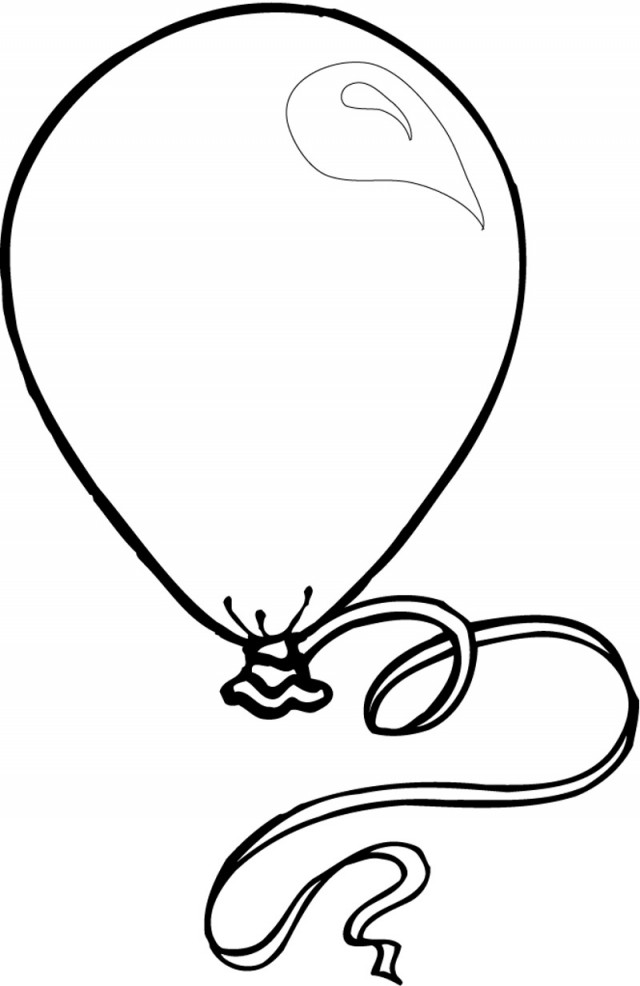 Balloon clipart coloring book clipart download Free Balloon Outline, Download Free Clip Art, Free Clip Art on ... clipart download