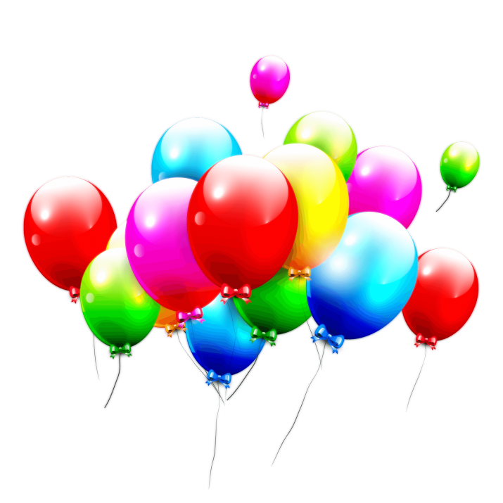 Balloon clipart free download picture black and white stock Balloons Clipart PNG Image Free Download searchpng.com picture black and white stock