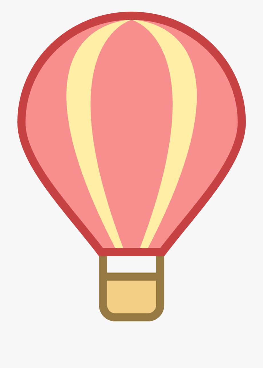 Balloon clipart icon clip art transparent library Hot Air Balloons Png - Hot Air Balloon Icon Transparent #425106 ... clip art transparent library