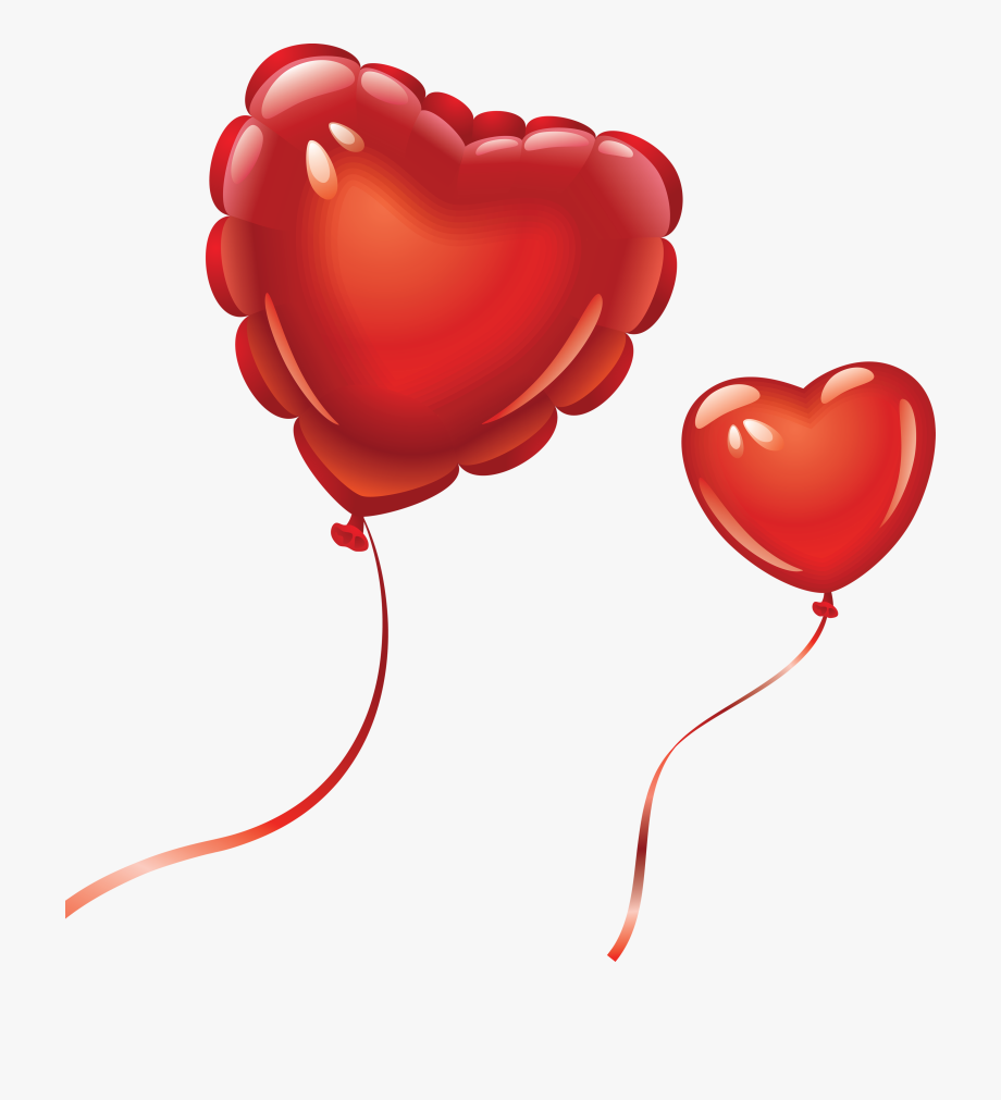Balloon release clipart vector black and white library Balloon\'s Png Image Balloon Clipart, Heart Gif, Heart - Heart ... vector black and white library
