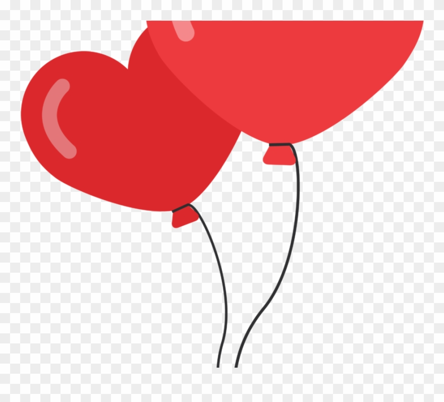 Balloon shapes clipart clip art library download Heart Shaped Balloons Png Image - Clip Art Balloon Heart Shape ... clip art library download