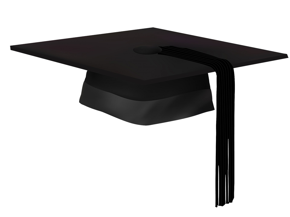 Free clipart of graduation caps. Graphics
