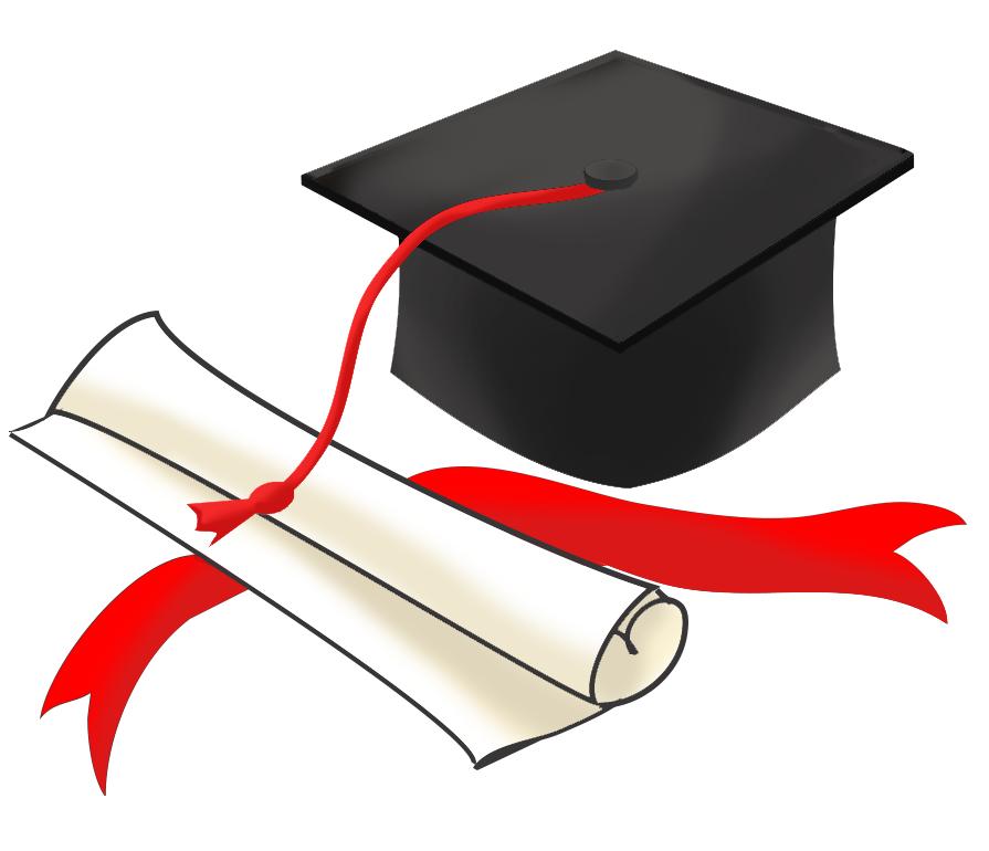 Balloon with grad hat clipart graphic transparent stock Graduation Clipart - Free Graduation Graphics graphic transparent stock
