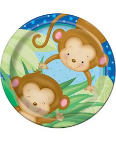 Balloonarama clipart graphic library library 7 Best Monkey Boy Baby Shower Party Supplies images in 2016   Boy ... graphic library library