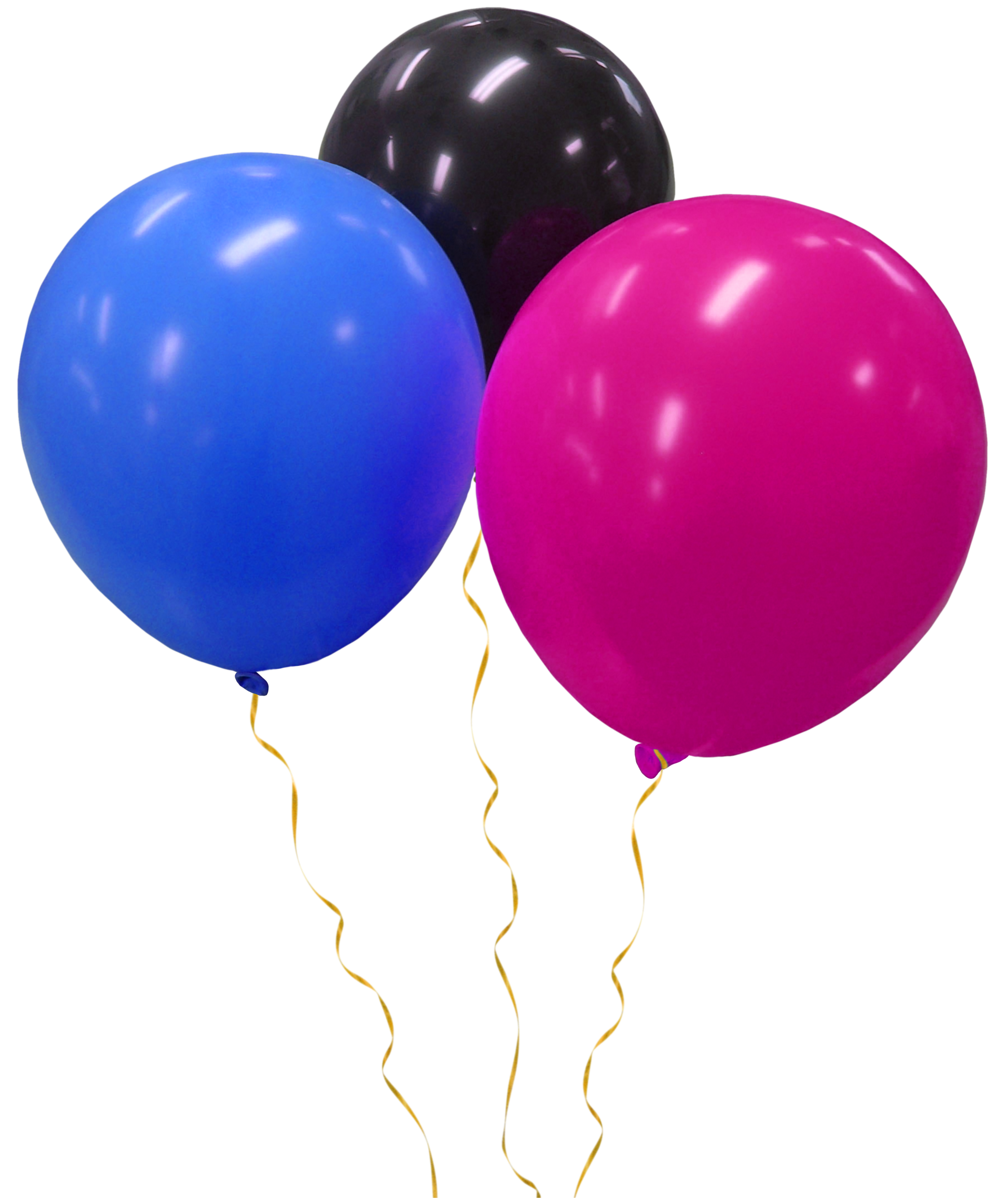 Transparent Three Balloons Clipart | Gallery Yopriceville - High ... image royalty free download