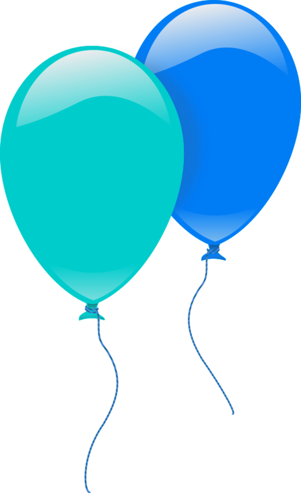 Free Party Balloons Clipart, Download Free Clip Art, Free Clip Art ... svg transparent