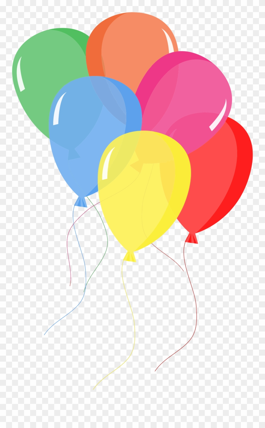 Balloons clipart microsoft graphic freeuse stock Microsoft Balloons Clipart - Balloons Clipart - Png Download (#77191 ... graphic freeuse stock