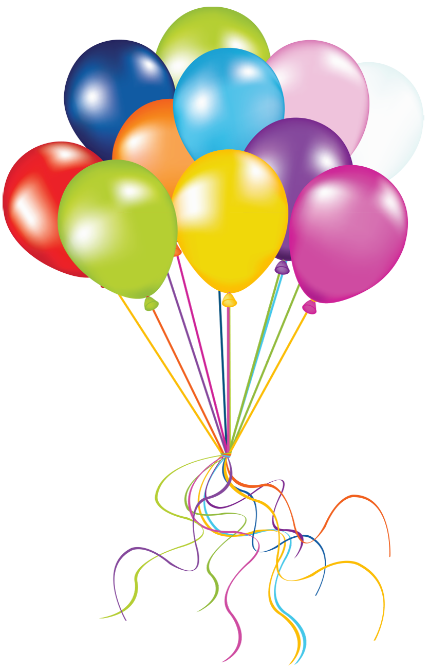 Baloons clipart clear background picture free Balloon Clipart No Background | Free download best Balloon Clipart ... picture free