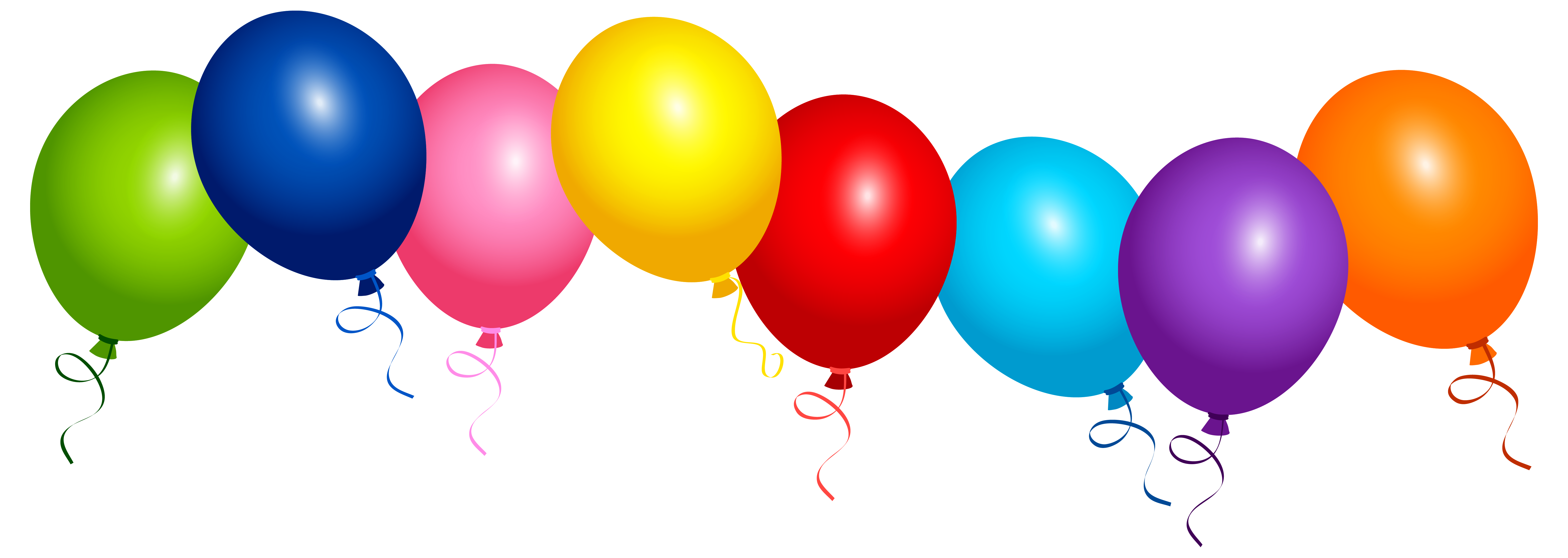 Balloons pictures clipart royalty free stock Deco Balloons PNG Clipart Image | Gallery Yopriceville - High ... royalty free stock