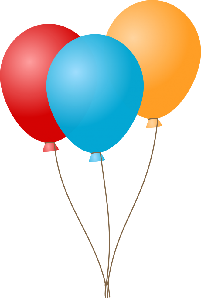 Balloons pictures clipart png free download deflated-balloons-clipart-5 - Invercargill City Libraries and Archives png free download