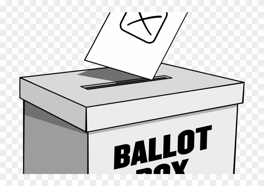 Ballot box clipart cover photo picture transparent stock Sunday, 2 March, - Ballot Box Clipart (#2160509) - PinClipart picture transparent stock