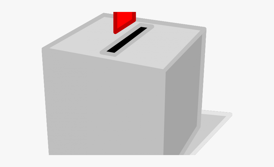 Ballot box clipart cover photo banner download Politics Clipart Ballot Box - Ballot Box Clipart #1245344 - Free ... banner download
