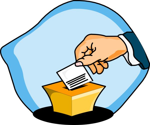 Clipart ballot graphic black and white library Free Election Ballot Cliparts, Download Free Clip Art, Free Clip Art ... graphic black and white library